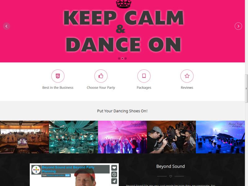 beyond sound website1