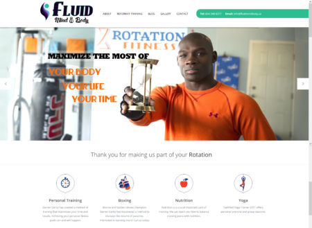 Fluid Mind Body