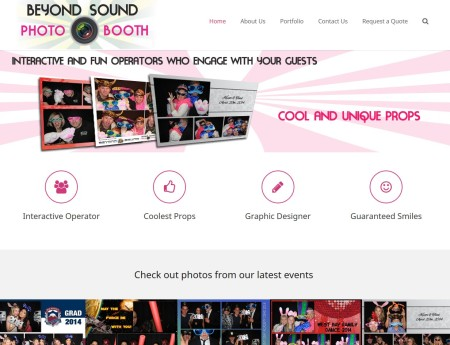 Beyond Sound Photo Booth