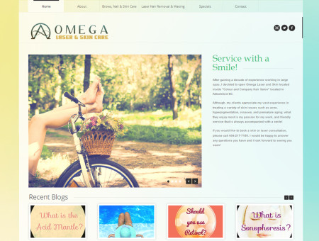 Omega Laser & Skin Care