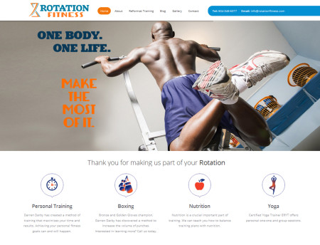 Rotation Fitness