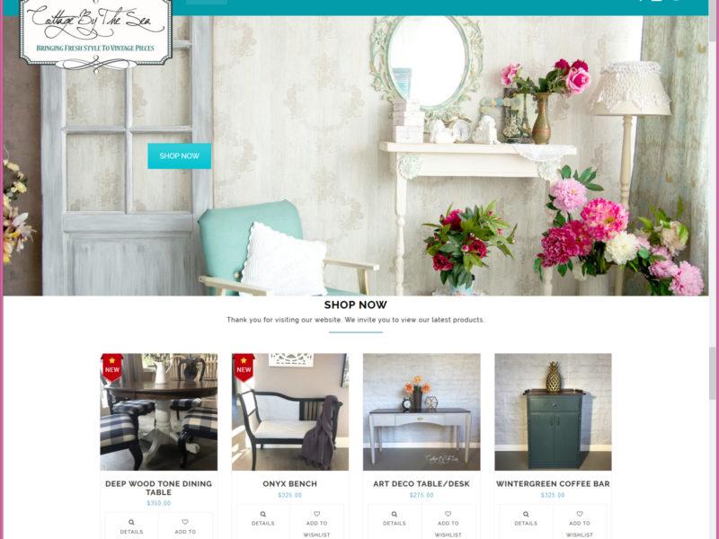 cottage website