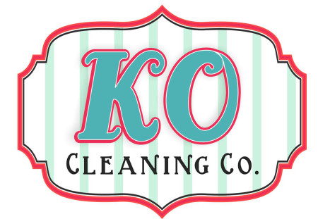 KO Cleaning Logo