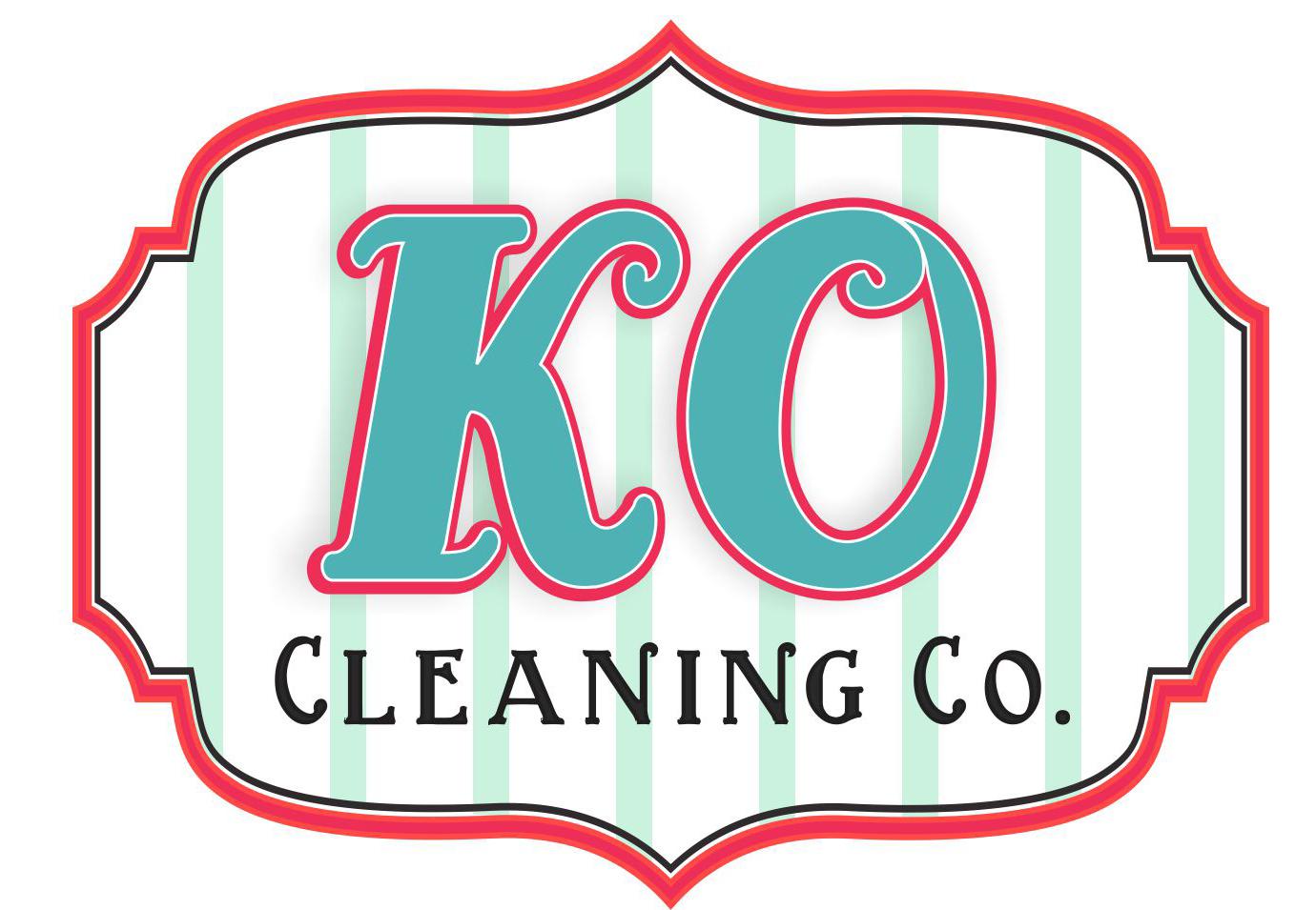 KO Cleaning Logo Final