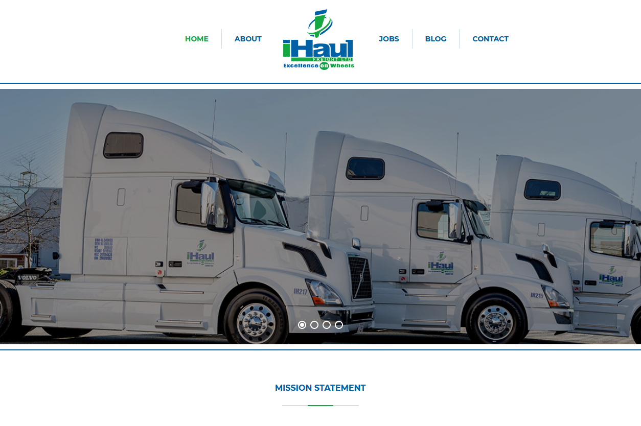 iHaul® Freight Ltd | Excellence on Wheels